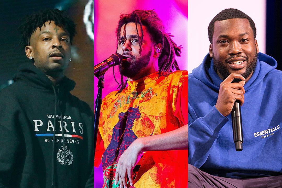 Best Rap Albums Of 2020.Wair Networks Wair Report J Cole Meek Mill 21 Savage